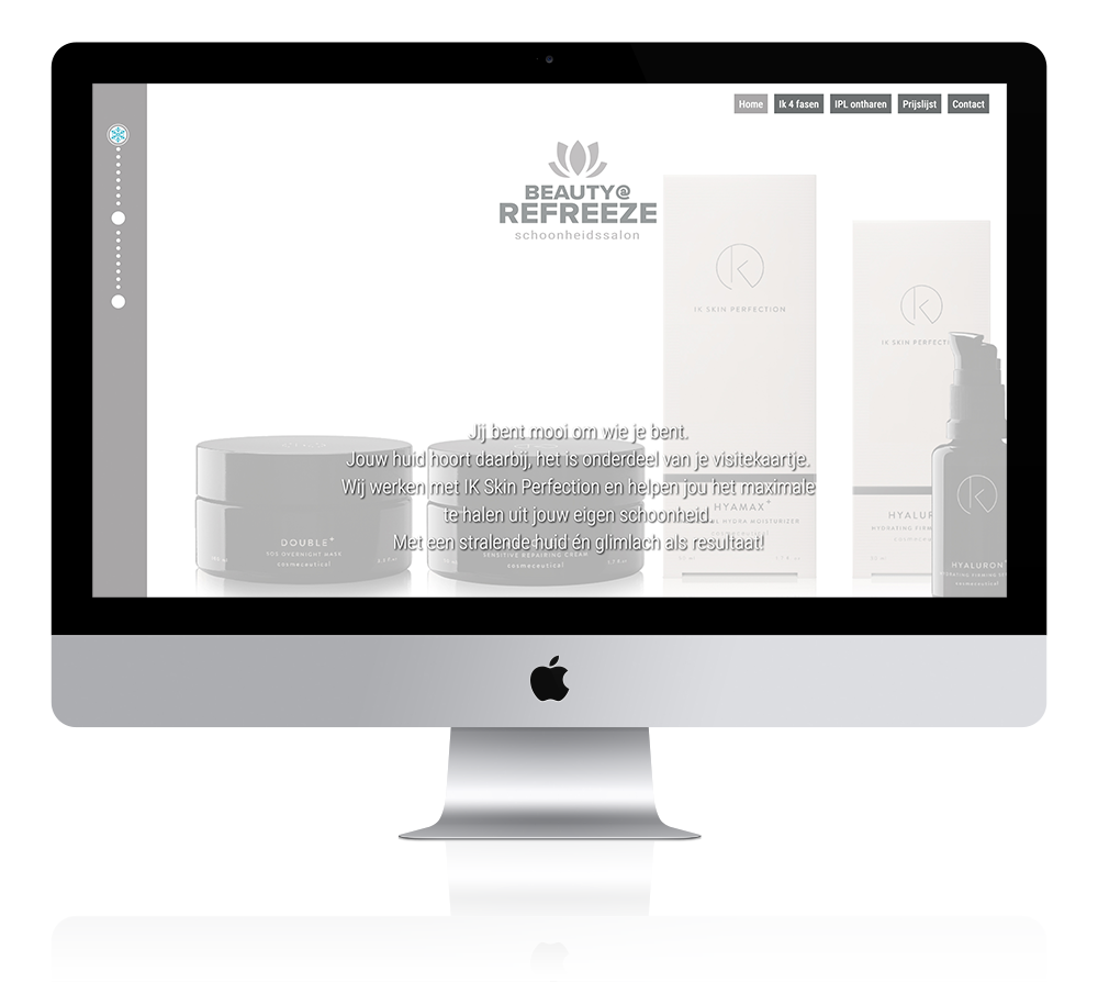 website bouw