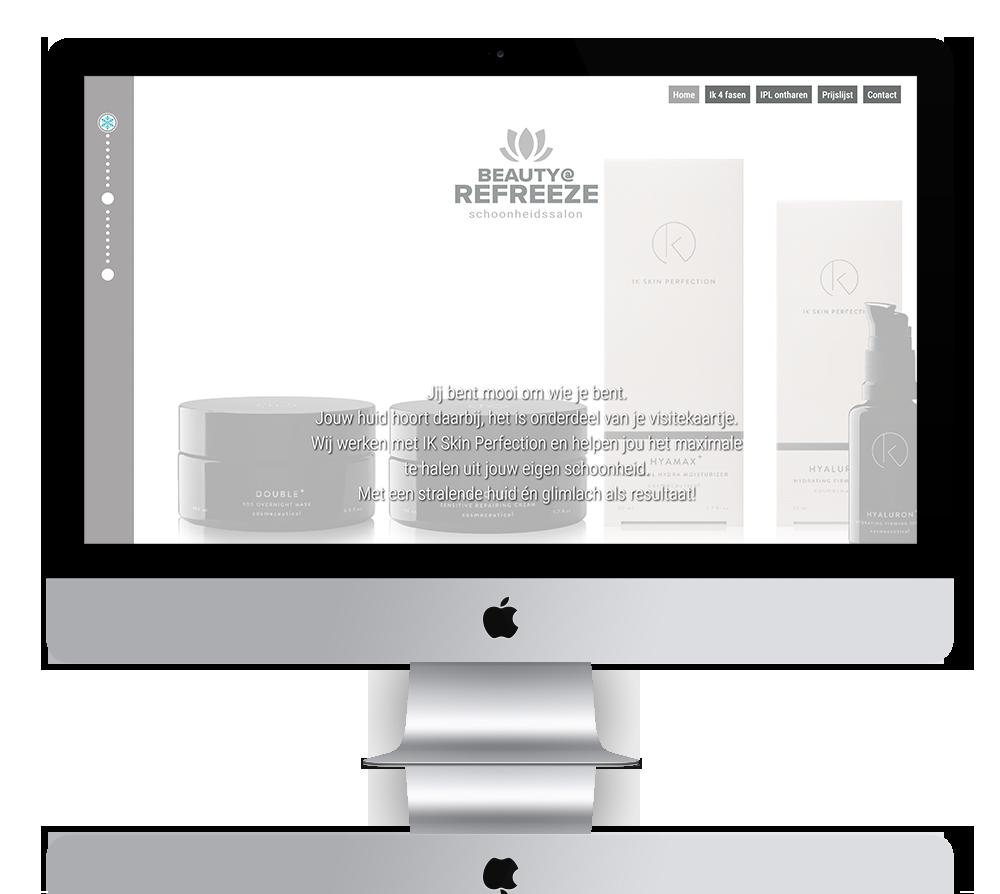 website bouw